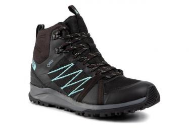 Chaussures de Randonnée The North Face Litewave Fastpack II Mid Gtx