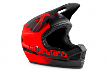Casco Integral Bluegrass Legit CE Noir / Rouge
