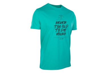 Ion Never Too Old 661 Camiseta De Manga Corta De Pistacho S