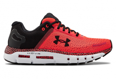 Chaussures de Running Under Armour HOVR Infinite 2 Rouge