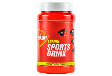 Wcup bebida deportiva bebida energetica de limon 1020g