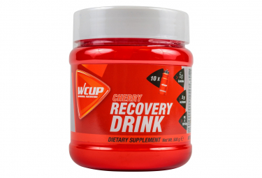 Wcup recovery drink cerezas 500g