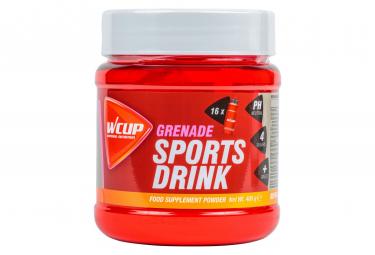 Bebida energetica wcup sports drink grenade 480g