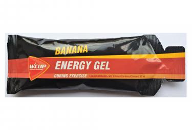 Gel énergétique WCUP Energy Gel Banane 40ml