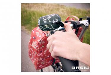 Campanello per bicicletta Basil Wanderlust 80 mm nero