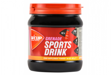 Boisson énergétique WCUP Sports Drink Grenade 1020g