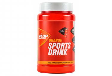 Wcup sports drink bebida energetica naranja 1020g