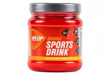 Bebida energetica wcup sports drink naranja 480g
