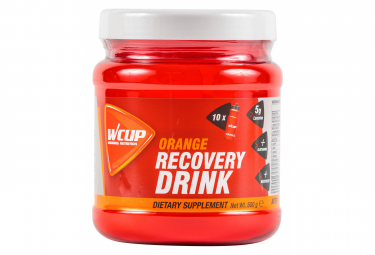 Wcup recovery drink naranja 500g