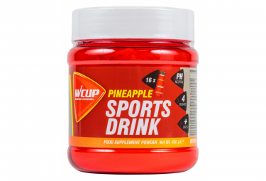 Bebida energetica wcup sports drink pina 480g