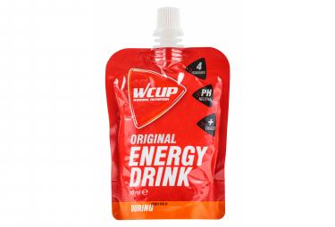 6 Gels énergétiques WCUP Energy Drink Neutre 6 x 80ml