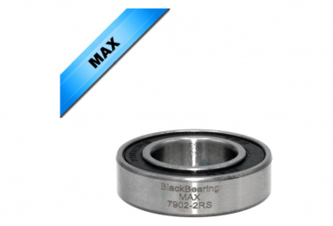 BLACK BEARING roulement 7902 2RS MAX