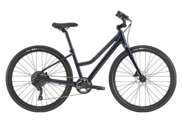 Bicicleta Ciudad Mujer Cannondale Treadwell 2 Bleu / Noir