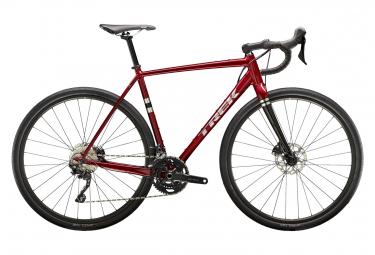 Gravel Bike Trek Checkpoint ALR 4 Shimano GRX 10V Rouge / Rouge