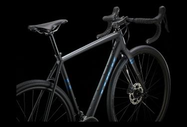 Bicicleta Gravel Trek Checkpoint ALR 5 Shimano GRX 11V 2021 Negro Azul