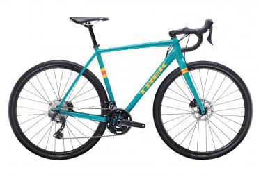 Gravel Bike Trek Checkpoint ALR 5 Shimano GRX 11V 2021 Azul Amarillo