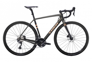 Gravel Bike Trek Checkpoint SL 5 Shimano GRX 11S Grün Grau 2021