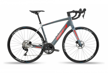 V lo de Route Électrique BH Core Race 1.4 Shimano 105 11v Grey / Red 2020