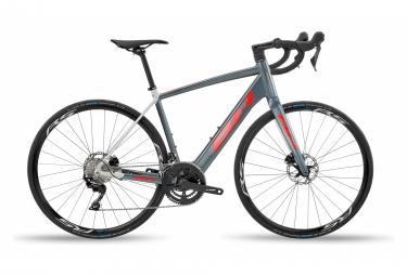 Vélo de Route Électrique BH Core Race 1.4 Shimano 105 11V Gris / Rouge