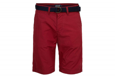 Short chino Rouge Homme Petrol Industries