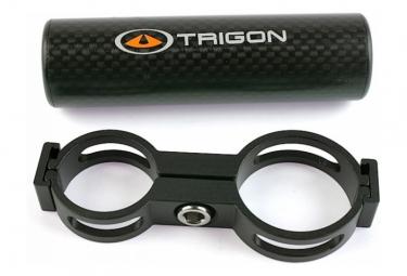 Image of Support compteur cardio trigon carbone
