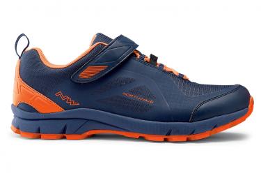Northwave Escape Evo MTB Schuhe Blau / Orange