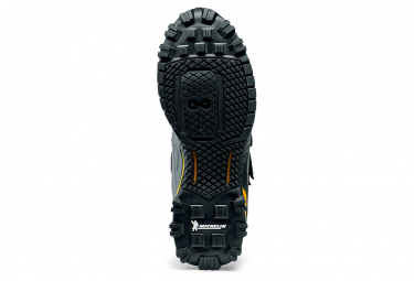 Zapatillas de MTB Northwave Enduro Mid Anthracite / Yellow