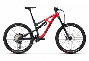 VTT Tout-Suspendu Rocky Mountain 2020 Slayer Aluminium 50 27.5'' Shimano XT 12V Noir/Rouge
