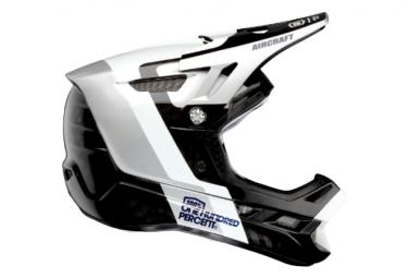 Int gral 100% Aircraft Carbon Mips Atmos Gray / Black Helmet