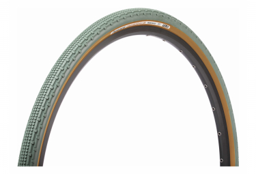 Pneu Gravel Panaracer Gravel King SK 700mm Tubeless Compatible Marron / Olive
