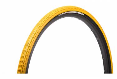 Neumatico Gravel Panaracer Gravel King Sk 700mm Tubeless Compatible Mostaza   Negro 35 Mm