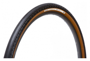Tire Gravel Panaracer Gravel King SK + 700mm Tubeless Compatible Black / Brown
