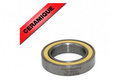 BLACK BEARING  Céramique - Roulement 6802-2RS