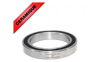 BLACK BEARING  Céramique - Roulement 6806-2RS