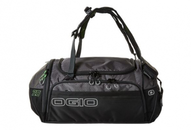 OGIO SAC DUFFEL ENDURANCE 7.0 BLACK/CHARCOAL - Couleur: