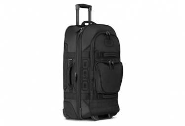 Image of Ogio terminal checked valise 2 roulettes stealth