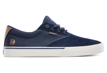 Chaussures Etnies Jameson Vulc Bleu / Argent