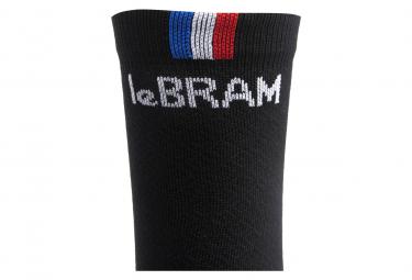 Paire de Chaussettes LeBram Croix Morand Noir