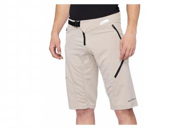 Pantaloncini 100% Airmatic Grigio