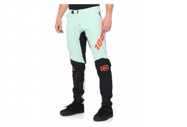 Pantaloni 100% R-Core verde / nero