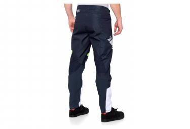 Pantalon 100% R-Core Bleu / Jaune