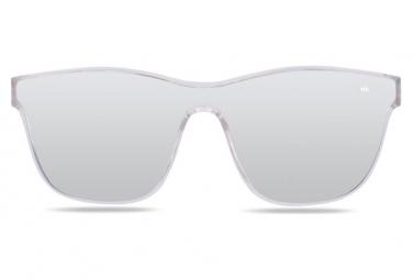 Image of Lunettes de soleil polarisees mavericks transparent hanukeii pour hommes et femmes