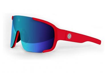 Image of Lunettes de soleil pour la course et le cyclisme bolt rouge uller pour hommes et femmes
