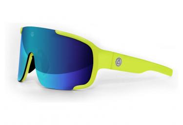 Image of Lunettes de soleil pour la course et le cyclisme bolt jaune uller pour hommes et femmes