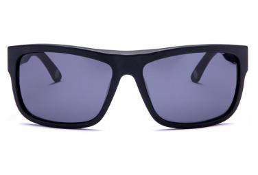 Image of Lunettes de soleil premium en acetate alpine noir uller pour hommes et femmes
