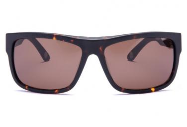 Image of Lunettes de soleil premium en acetate alpine marron uller pour hommes et femmes