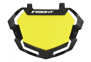 Plaque Insight 3D Vision2 Pro Noir / Jaune