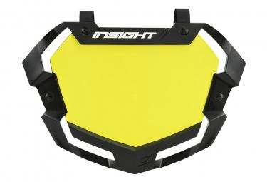 Plaque Insight 3D Vision2 Pro Noir / Jaune
