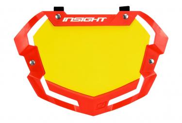 Insight 3D Vision2 Pro Plate Blanco / Amarillo / Rojo