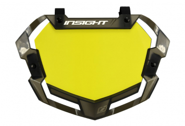 Plaque Insight 3D Vision2 Pro Blanc / Noir